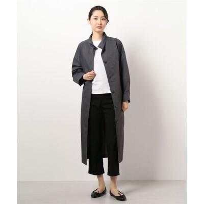 Te chichi / ナイロンヴィンテージスタンドカラーコート WOMEN ジャケット/アウター > ダウンジャケット/コート