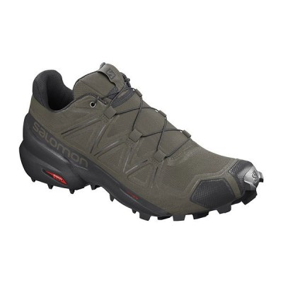 SALOMON(サロモン) SPEEDCROSS 5 WIDE メンズ トレイルランニング シューズ  【トレイルランニング 靴 ジョギング アウトドア 登山 ウォーキング ハイキング 男