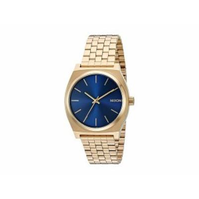 ニクソン メンズ 腕時計 アクセサリー Time Teller All Light Gold/Cobatl