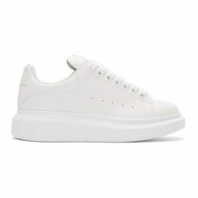 アレキサンダー マックイーン Alexander McQueen レディース スニーカー シューズ・靴 White Oversized Sneakers White