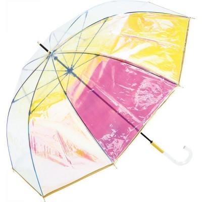 雨傘 パイピング オーロラ ゴールド