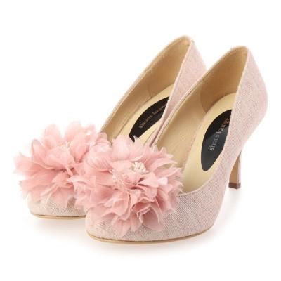 シューズラウンジ shoes lounge パンプス 97164S81024PI (ピンク)