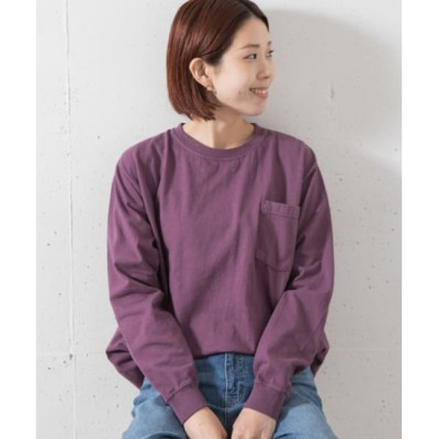 【アーバンリサーチ/URBAN RESEARCH】 Sonny Label 【別注】Goodwear ロングTシャツ