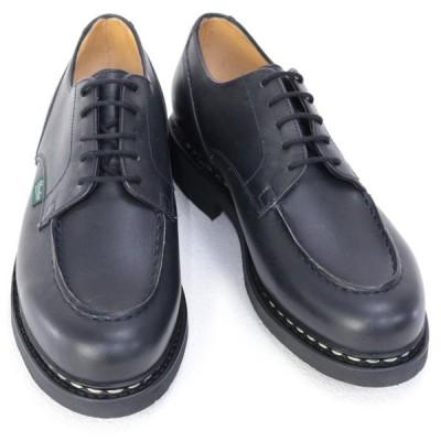 パラブーツ PARABOOT 靴 メンズ CHAMBORD シャンボード  ビジネスシューズ レースアップシューズ ネイビー (710710 CHAMBORD NUIT) 2020年秋冬