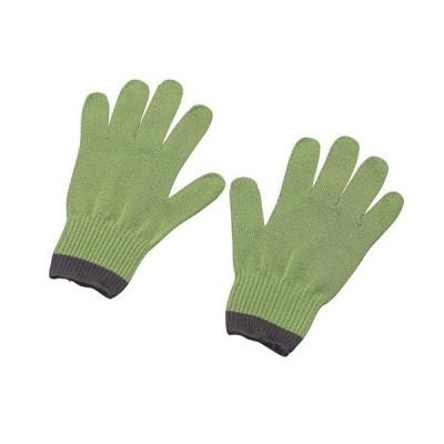 衛生用品 厨房用品 / アラミドステンワイヤー入 耐切創手袋 EGG-90 M(1双)