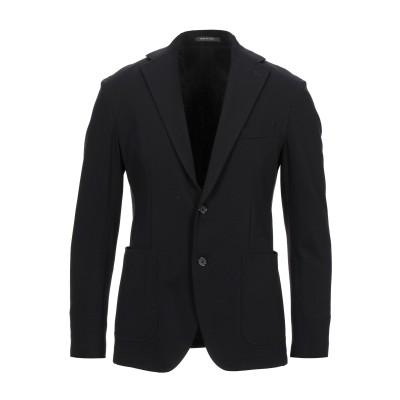 タリアトーレ TAGLIATORE テーラードジャケット ブラック 48 レーヨン 69% / ナイロン 25% / ポリウレタン 6% テーラード