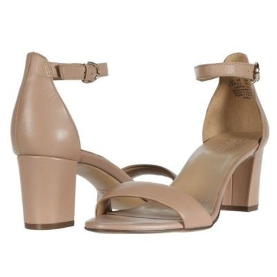 ナチュラライザー Naturalizer レディース サンダル・ミュール シューズ・靴 Vera Barely Nude Leather