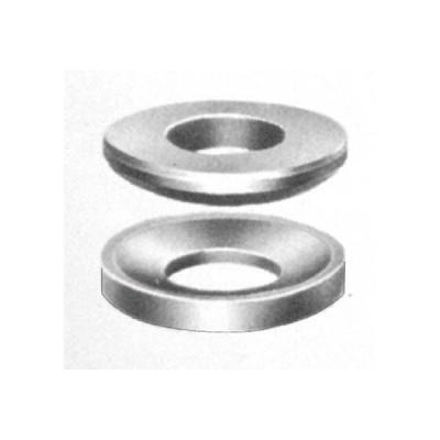 スーパーツール 球面座金(M24用)凸凹1組 24MSW 1組 (メーカー直送)