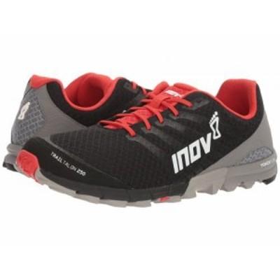 Inov-8 イノヴェイト メンズ 男性用 シューズ 靴 スニーカー 運動靴 TrailTalon 250 Black/Red/Grey【送料無料】