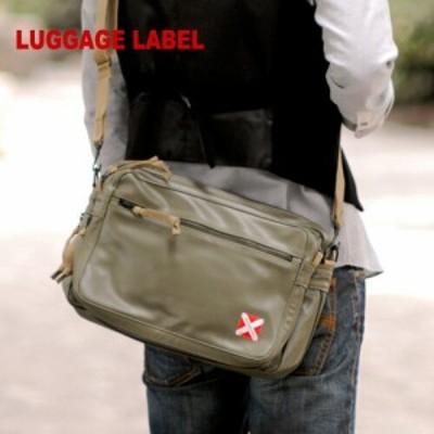 951-09240送料無料/吉田カバン/ラゲッジレーベル/LUGGAGE LABEL/ショルダーバッグ/LINER/ライナー/メンズ/レディース/斜め掛け