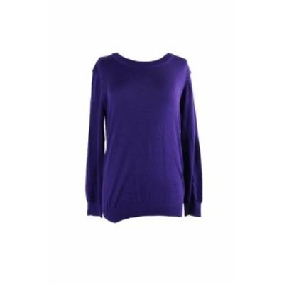 City Chic シティシック ファッション トップス City chic plus size royal cutout-back sweater 14w