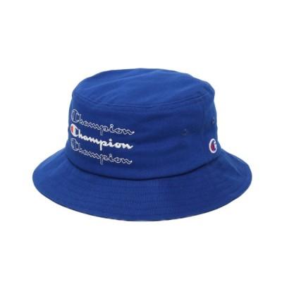 チャンピオン CHAMPION ハット アトモスラボ x バケットハット (BLUE) 19FW-S