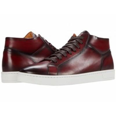 Magnanni マグナーニ メンズ 男性用 シューズ 靴 スニーカー 運動靴 Coto Mid Red【送料無料】