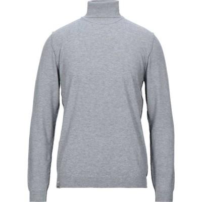 ウーピー ルーピー WHOOPIE LOOPIE メンズ ニット・セーター トップス turtleneck Light grey