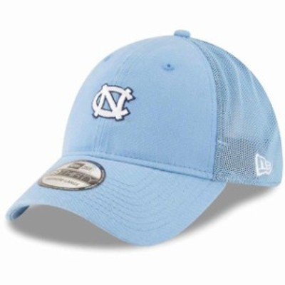 New Era ニュー エラ スポーツ用品  New Era North Carolina Tar Heels Carolina Blue Team Precision 39THIRTY Flex Hat