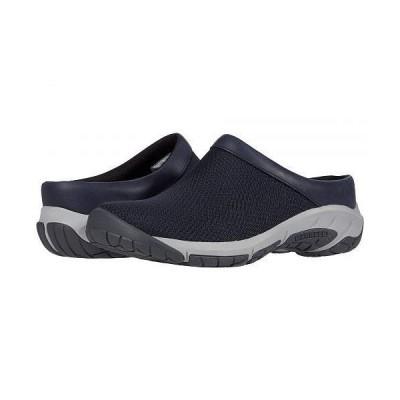 Merrell メレル レディース 女性用 シューズ 靴 クロッグ ミュール Encore Breeze 4 - Navy