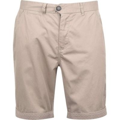 ピエール カルダン Pierre Cardin メンズ ショートパンツ ボトムス・パンツ Roll Shorts Sand
