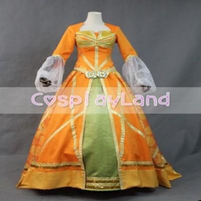 高品質 高級コスプレ衣装 ディズニー アラジンと魔法のランプ 風 アラビアン・ナイト ジャスミン タイプ Aladdin Jasmine Dress Hallowee
