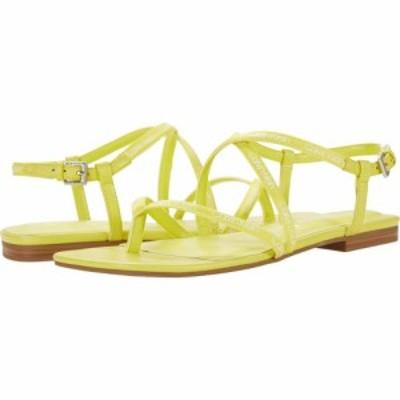 カルバンクライン Calvin Klein レディース サンダル・ミュール シューズ・靴 Myra Yellow
