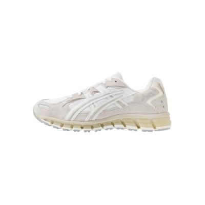 アシックス スニーカー メンズ シューズ GEL-KAYANO 5 360 - Trainers - white/cream