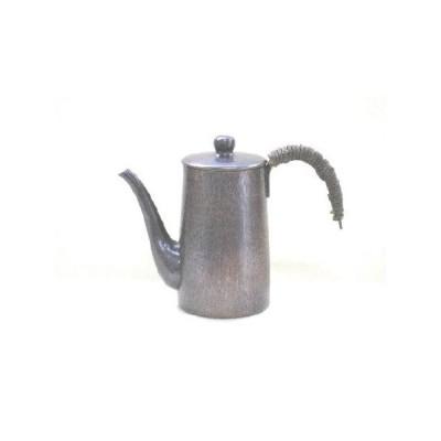 銅製 鎚目入 コーヒーポット (0.7L)桐箱入
