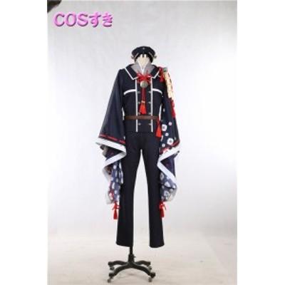 刀剣乱舞 白山吉光(はくさんよしみつ)  風 コスプレ衣装 コスチューム 変装