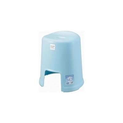 リス HOME&HOME風呂いす400 ブルー