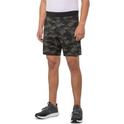 キョーダン Kyodan メンズ ショートパンツ ボトムス・パンツ Woven Side Pocket Shorts - Built-In Liner Army