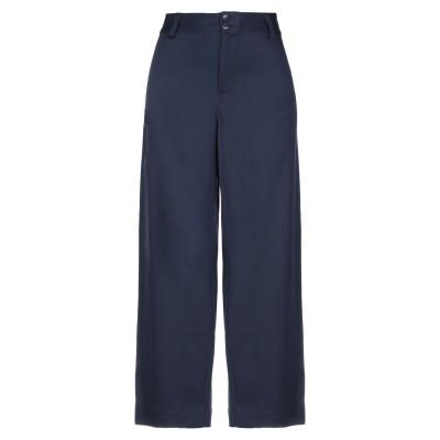メルシー ..,MERCI パンツ ダークブルー 38 指定外繊維(テンセル)® 100% パンツ