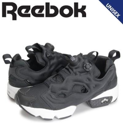 リーボック Reebok インスタ ポンプフューリー スニーカー メンズ レディース INSTAPUMP FURY OG ブラック 黒 DV6985