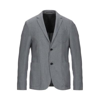 ZZEGNA テーラードジャケット  メンズファッション  ジャケット  テーラード、ブレザー ダークブルー