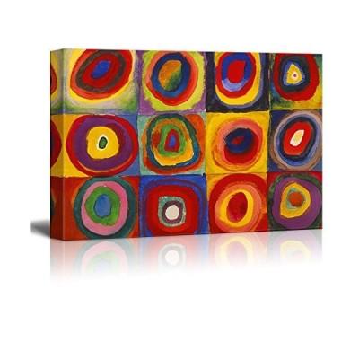 【送料無料】wall26???Impression III by Wassily Kandinsky???キャンバス印刷ウォールアート有名なペイントRepr