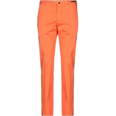 ピーティーゼロウーノ PT01 パンツ オレンジ 52 コットン 98% / ポリウレタン 2% パンツ