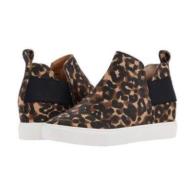 Steve Madden スティーブマデン レディース 女性用 シューズ 靴 スニーカー 運動靴 Crushin Sneaker - Leopard