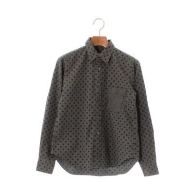 BLACK COMME des GARCONS ブラックコムデギャルソン カジュアルシャツ レディース