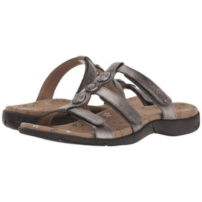 タオス Taos Footwear レディース サンダル・ミュール シューズ・靴 Prize 3 Pewter