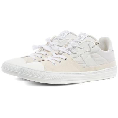 メゾン マルジェラ Maison Margiela メンズ スニーカー ローカット シューズ・靴 22 2-in-1 Low Sneaker White Mix