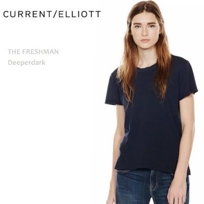 【SALE】【70%OFF】Current Elliott カレントエリオット THE FRESHMAN Deeperdark メッシュ系 Tシャツ