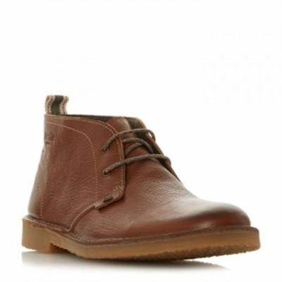 バーティ Bertie メンズ ブーツ シューズ・靴 Castle Sn13 Brown