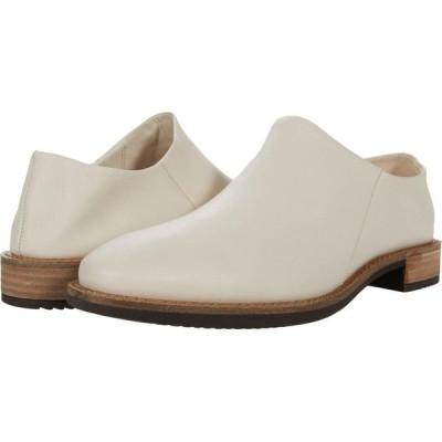 エコー ECCO レディース ローファー・オックスフォード シューズ・靴 Sartorelle 25 Tailored Step Down Limestone Cow Leather