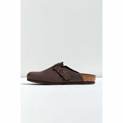 ビルケンシュトック Birkenstock メンズ クロッグ シューズ・靴 Boston Clog Brown
