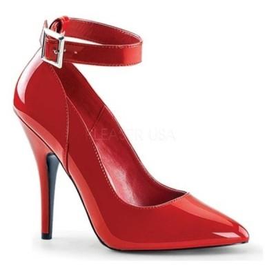 プリーザー スニーカー シューズ レディース Seduce 431 (Women's) Red Patent