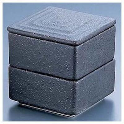 全品P5~10倍 角型 二段重 黒 Y-021 RMJ5301