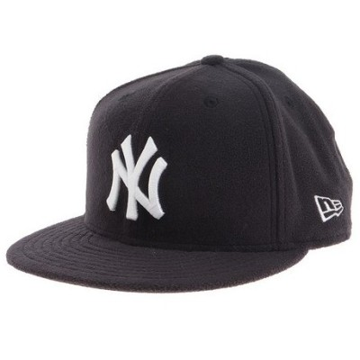 ニューエラ(NEW ERA) 59FIFTY マイクロフリース ニューヨーク・ヤンキース キャップ 12109089 (Men's)