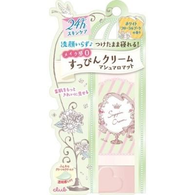 すっぴんクリーム ホワイトフローラルブーケの香り (30g)