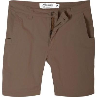 マウンテンカーキス メンズ ハーフパンツ・ショーツ ボトムス All Mountain Utility Slim Fit Short
