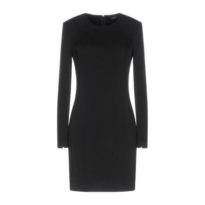POLO RALPH LAUREN ミニワンピース&ドレス ブラック 4 ポリエステル 100% ミニワンピース&ドレス