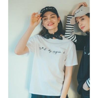 tシャツ Tシャツ 【WEB限定】W984 TS ロゴTシャツ