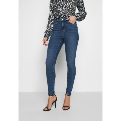 ヴェロモーダ デニムパンツ レディース ボトムス VMSOPHIA - Jeans Skinny Fit - medium blue denim