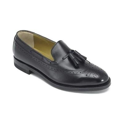 [リーガル] JE03 JE03AH ウイングタッセル メンズ ビジネスシューズ 靴 (ブラック 25.0 cm 3E)